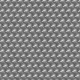 Acero aplicado con brocha 1 (circular) Foto de archivo libre de regalías