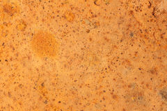 Acero de la corrosión de la textura Imagen de archivo libre de regalías