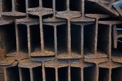 Acero de la vigueta Fotos de archivo