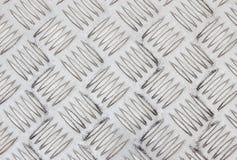 Acero de plata con textura metálica brillante Imagen de archivo