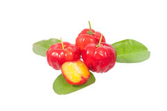 Acerola Foto de Stock Royalty Free