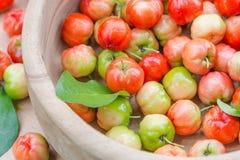 Acerola Cherry Stock Images
