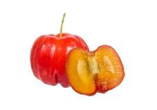 Acerola fruit Stock Photos