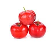 Acerolafrucht Stockfotografie