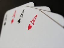 aces все Стоковые Фотографии RF
