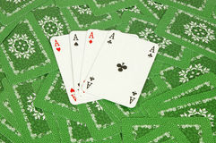 Aces Royalty Free Stock Images
