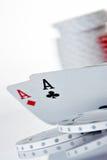 Aces Royalty Free Stock Photos