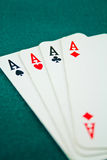 Aces 22 Royalty Free Stock Photography