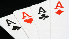 Aces Royalty Free Stock Image