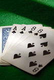Aces And Eights Stock Images