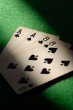 aces eights Стоковые Изображения