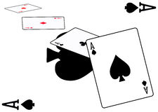Aces To You Stock Images