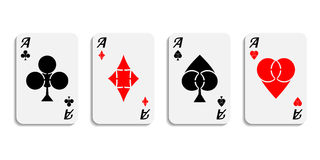 Aces 07 Royalty Free Stock Images