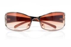 Acessório dos óculos de sol isolado Imagens de Stock Royalty Free