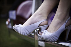 Acessórios do adeus e do baile de finalistas da matriz Imagens de Stock Royalty Free