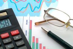 Acessórios do negócio Imagens de Stock