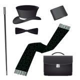 Acessórios para o cavalheiro Imagens de Stock