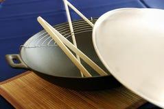 acessories wok στοκ φωτογραφία με δικαίωμα ελεύθερης χρήσης