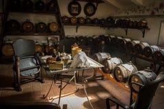 Acetaia - balsemieke azijn van Modena Royalty-vrije Stock Afbeelding