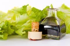 Aceto balsamico Fotografia Stock Libera da Diritti
