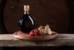 Aceto balsamico di Modena Stock Images
