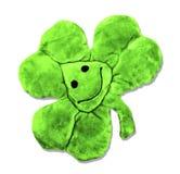 Acetosella irlandese divertente Fotografia Stock
