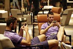 ACF Fiorentina foto de stock