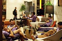 ACF Fiorentina fotos de stock royalty free