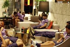 ACF Fiorentina στοκ εικόνες με δικαίωμα ελεύθερης χρήσης
