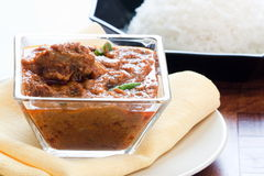 Achaar Gosht - Lamb Curry Royalty Free Stock Photos