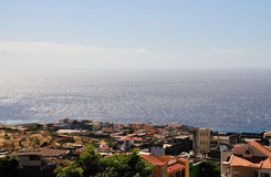 Achada Sao filipe Stock Images