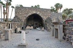 Achados arqueológicos em Israel Fotografia de Stock Royalty Free