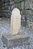 Achados arqueológicos em Israel Fotos de Stock