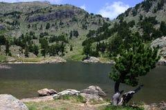 achard λίμνη Στοκ εικόνα με δικαίωμα ελεύθερης χρήσης