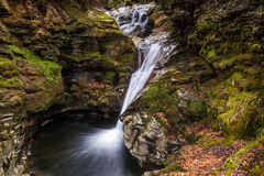 Acharn Falls Perthshire Stock Images