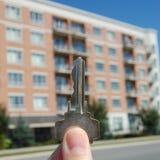 Achat d'un appartement images libres de droits