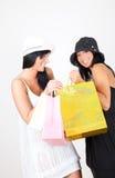 achat de filles Photographie stock libre de droits