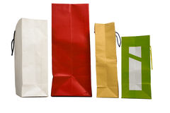 achat de sacs Images stock