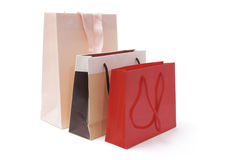 achat de sacs Photos libres de droits