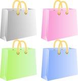 achat de sacs Photo libre de droits