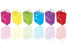 achat de sacs Image stock