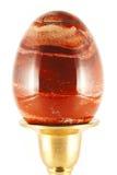 Achat in der Form eines Eies Stockfotografie