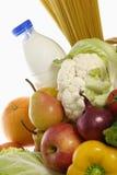 Achat pour la nourriture Photos libres de droits