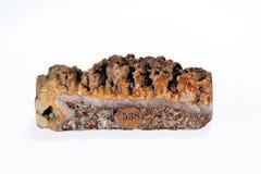 Achatmineraledelstein Stockbild