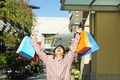 Achats Photographie stock libre de droits