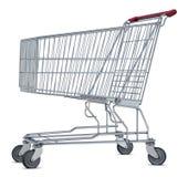 achats de chariot Photo libre de droits