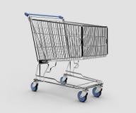 achats de l'image 3d produits par chariot Images libres de droits