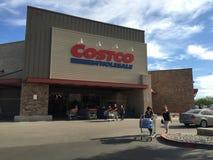 Achats de vente en gros de Costco Images libres de droits