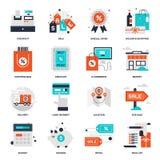 Achats et commerce Images libres de droits