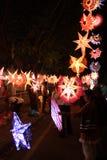 Achats traditionnels de Diwali Image libre de droits